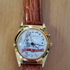 Armitron Musical Bugs Bunny Watch